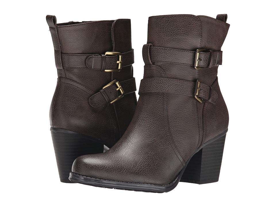 Naturalizer - Transform (Dark Brown Smooth) Women's Shoes