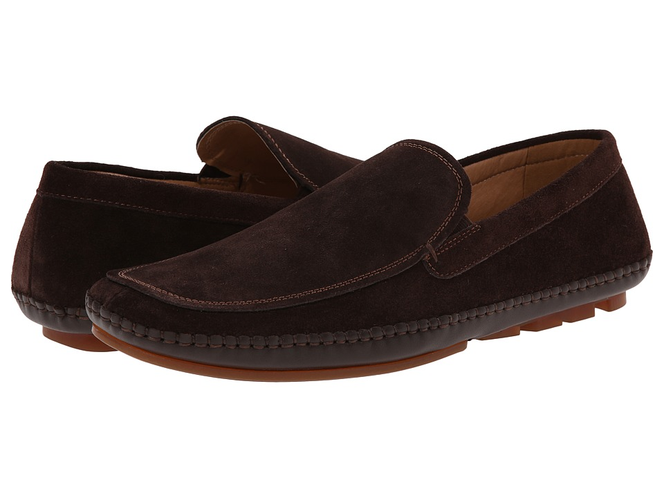 Kenneth Cole Reaction - Think Ahead (Brown Suede) Men