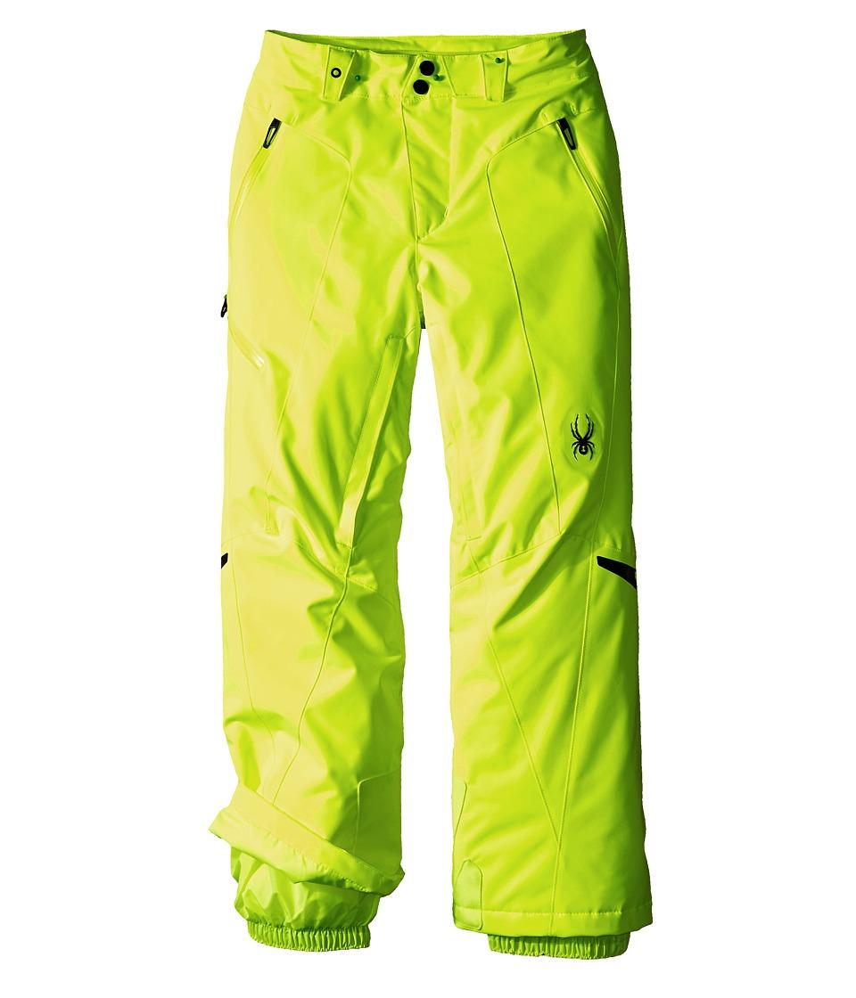 Spyder Kids - Bormio Pants (Big Kids) (Bryte Yellow) Boy's Clothing