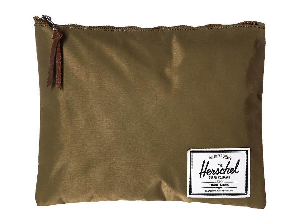 Herschel Supply Co. - Network L (Fern Nylon) Wallet