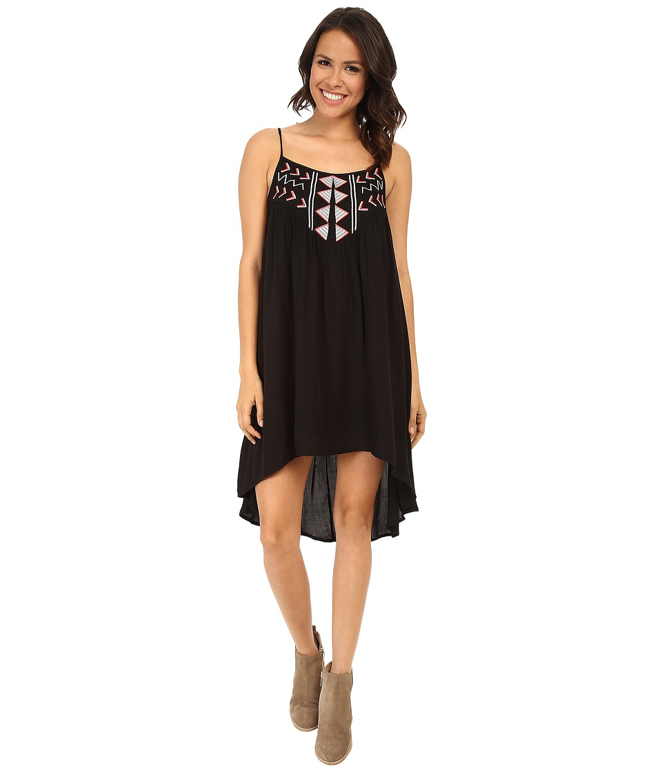 BB Dakota - Kase Dress (Black) Women's Dress