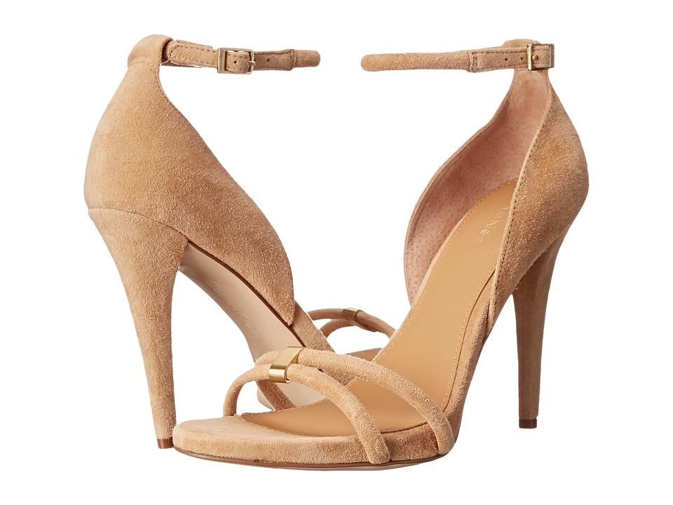 Calvin Klein - Nathali (Cameo Rose Kid Suede) High Heels