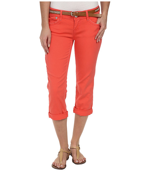 UNIONBAY - Wren Crop (Pink Grapefruit) Women