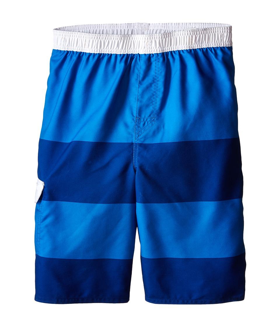 Rip Curl Kids - Flipside Volley Boardshorts (Big Kids) (Blue) Boy's Swimwear