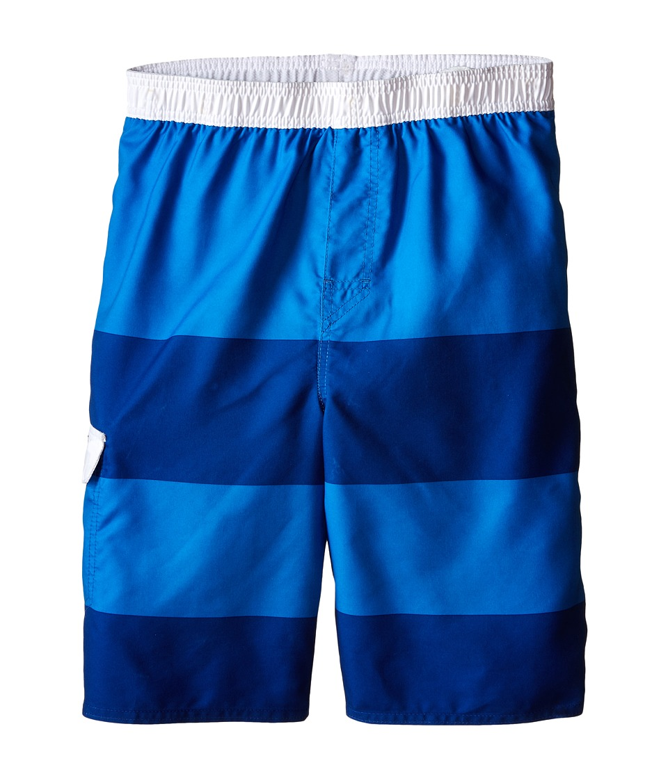 Rip Curl Kids - Flipside Volley Boardshorts (Big Kids) (Blue) Boy