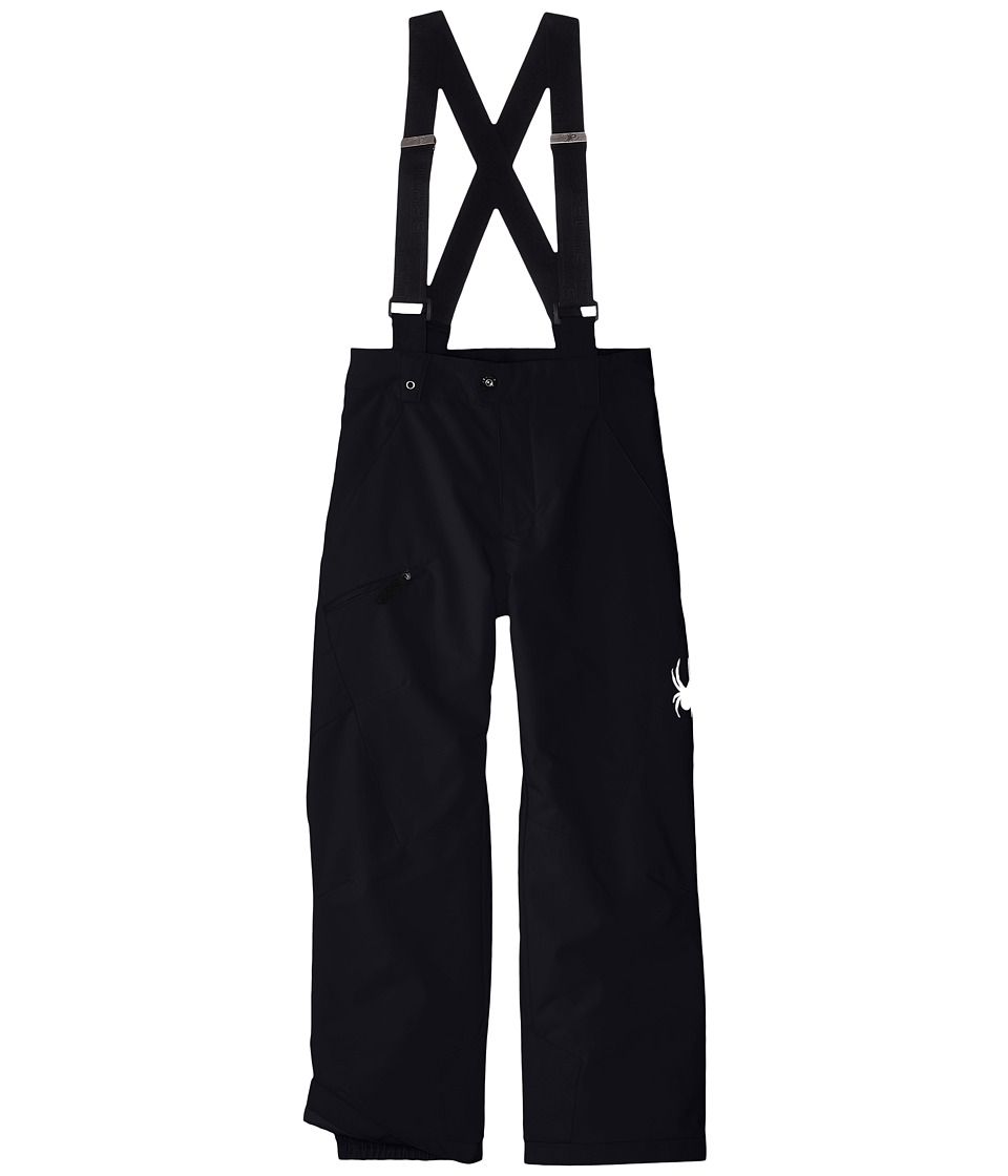 Spyder Kids - Propulsion Pants (Big Kids) (Black) Boy's Outerwear