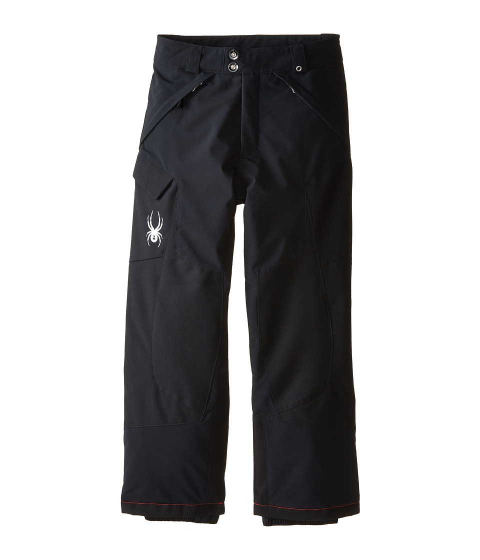Spyder Kids - Action Pants (Big Kids) (Black) Boy's Outerwear