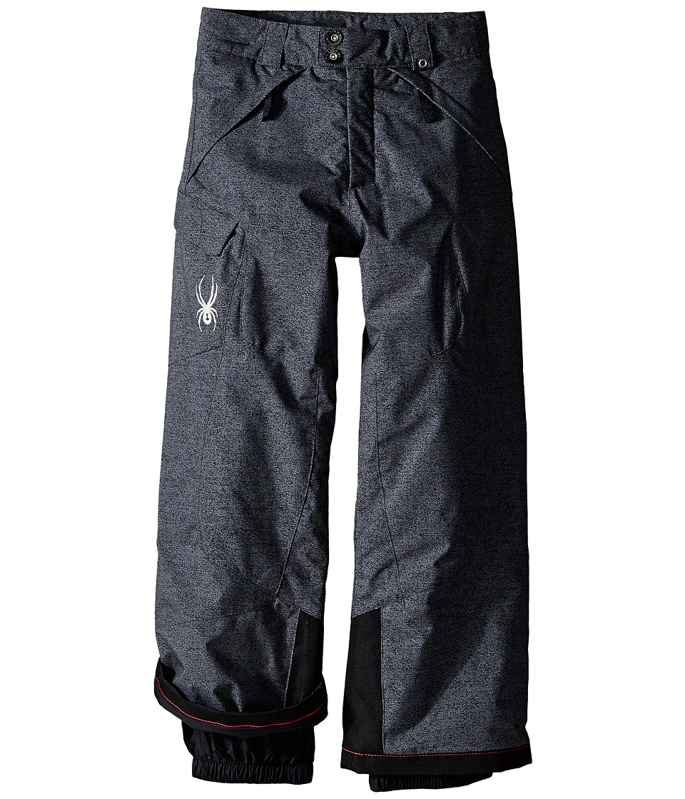 Spyder Kids - Action Pants (Big Kids) (Polar Wool Print) Boy