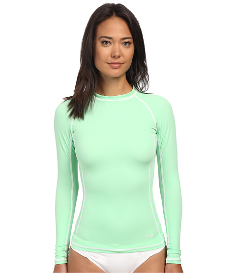 Dakine - Amana Long Sleeve Rashguard (Mintgreen) Women's Swimwear