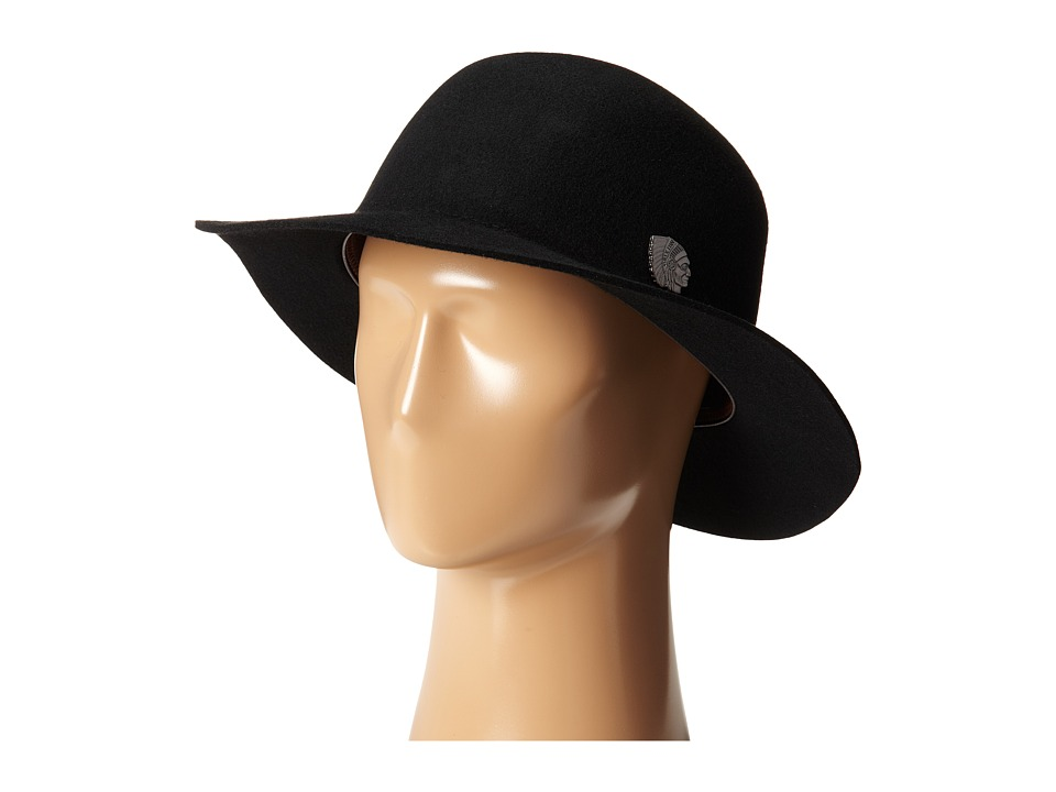 Brixton - Cason Hat (Black) Traditional Hats
