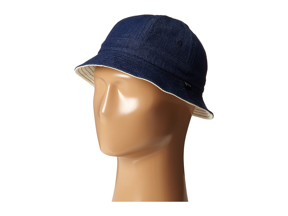 Brixton - Banks Bucket Hat (Denim) Bucket Caps