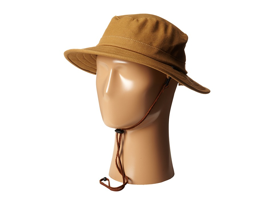 Brixton - Tracker Bucket Hat (Copper) Bucket Caps