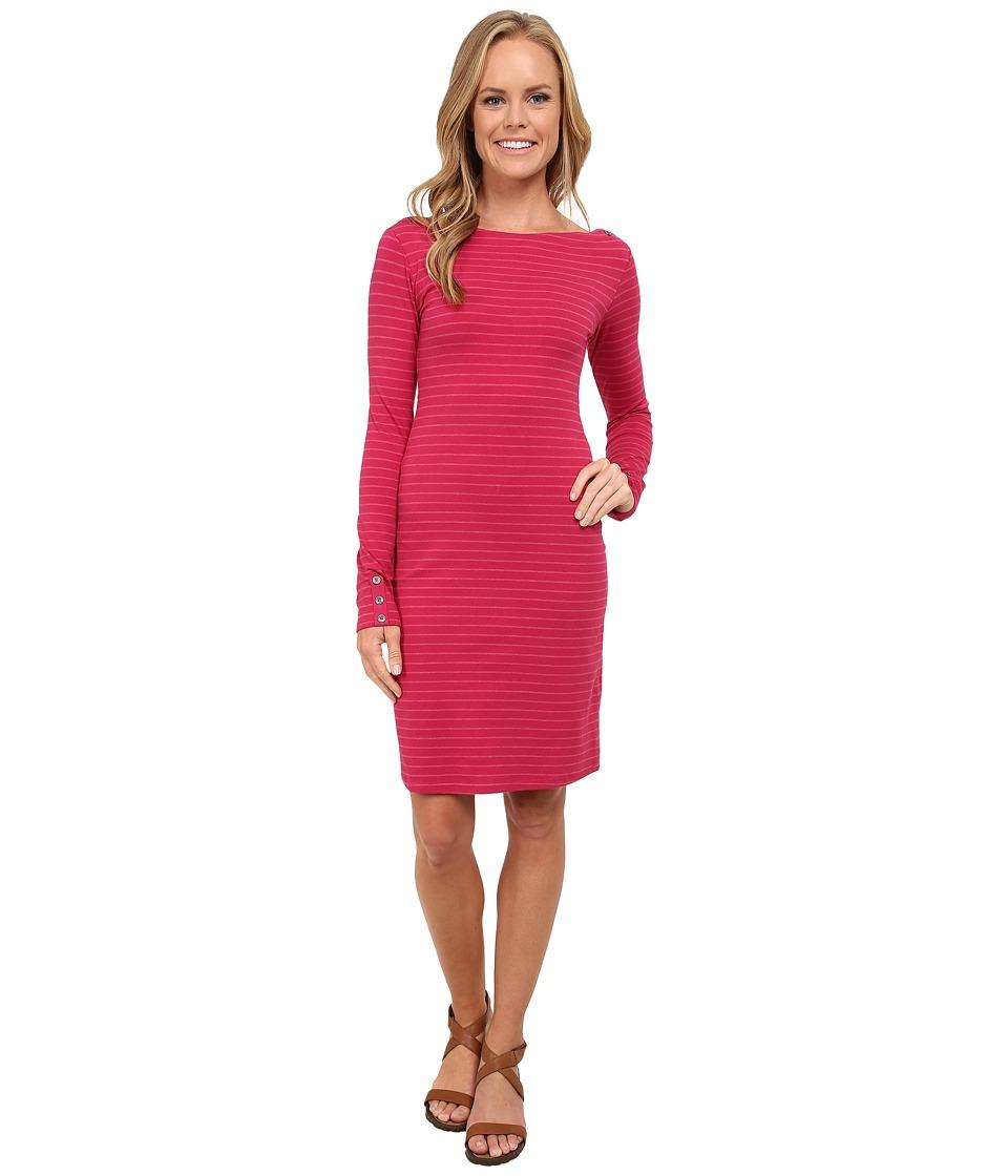 FIG Clothing - Finley Dress (Ruby) Women's Dress