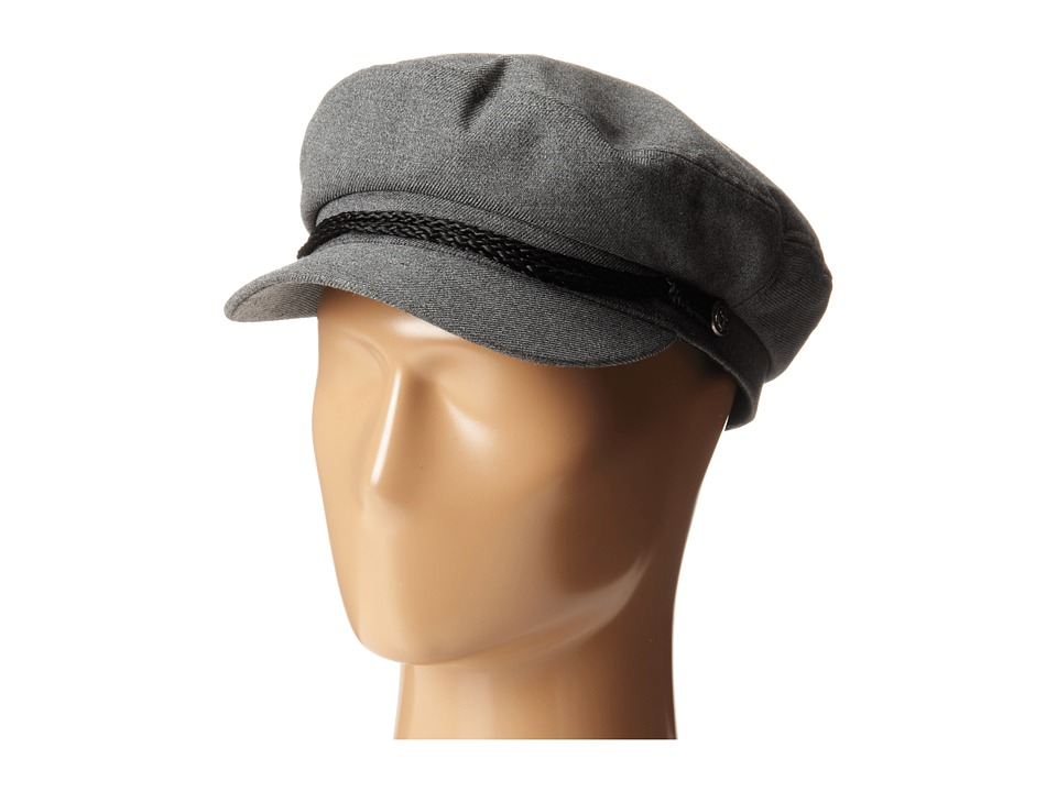 Brixton - Fiddler Cap (Light Grey) Caps