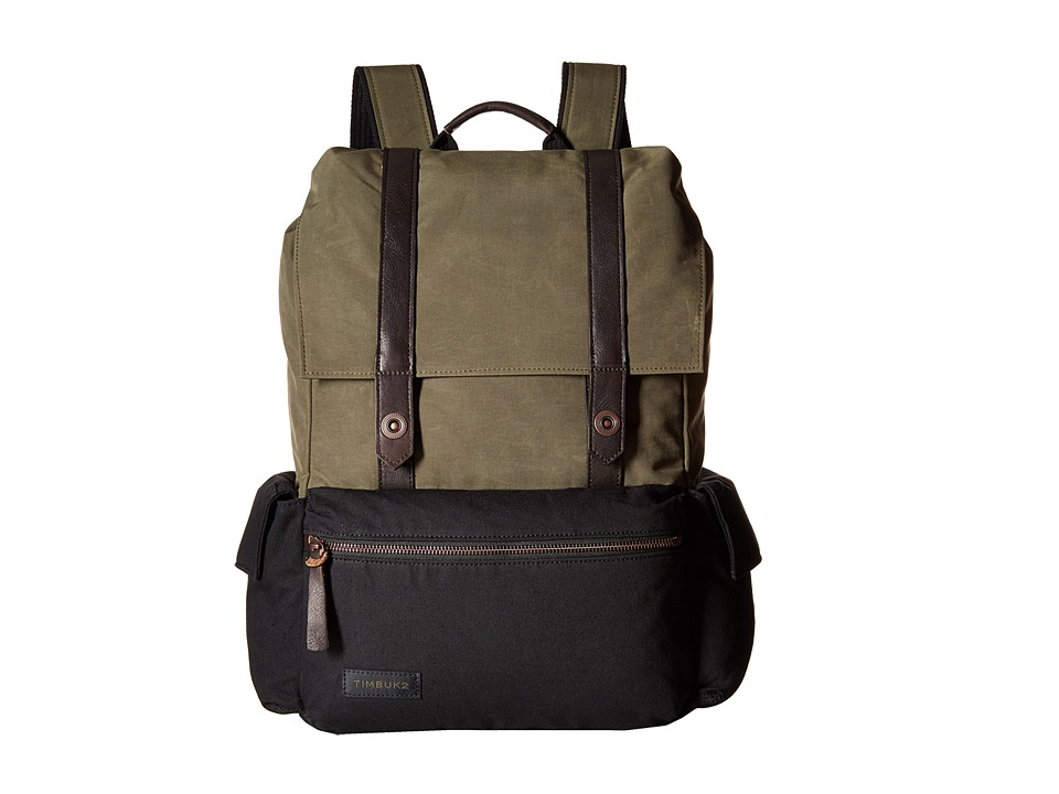Timbuk2 - Sunset Pack (Green/Black) Day Pack Bags