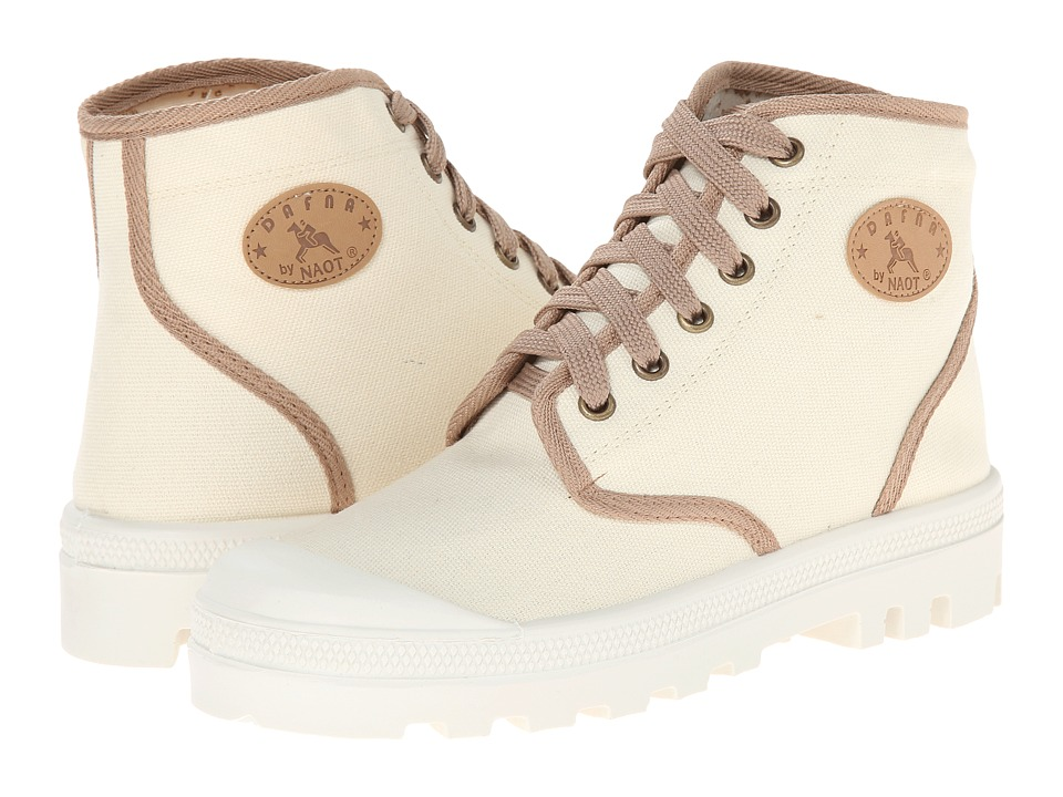 Naot Footwear Scout (Cream) Women