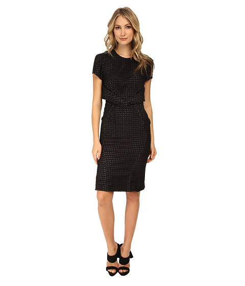 Zac Posen - 27-5248-46 (Ink) Women's Dress