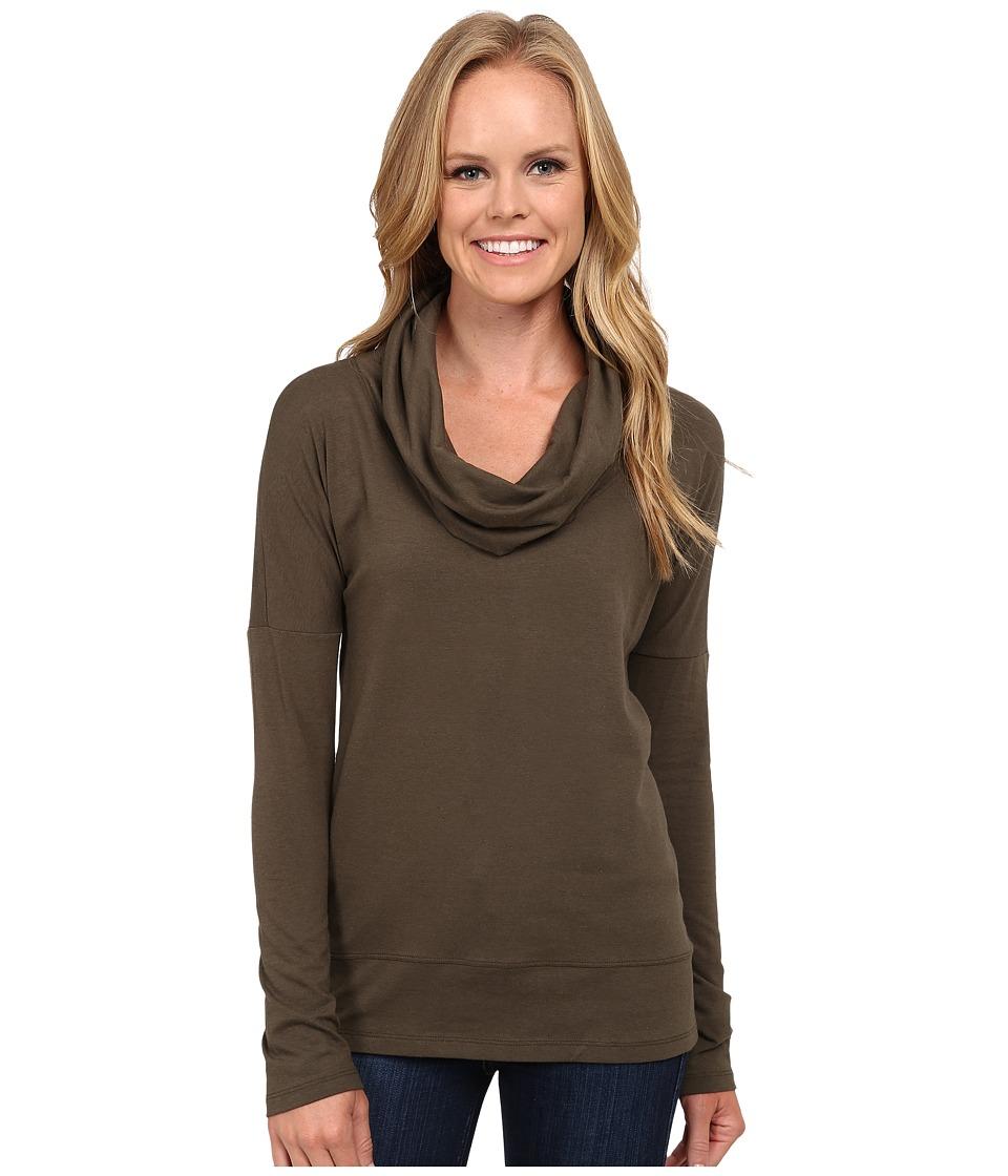 FIG Clothing - Epi Top (Sencha) Women's Long Sleeve Pullover