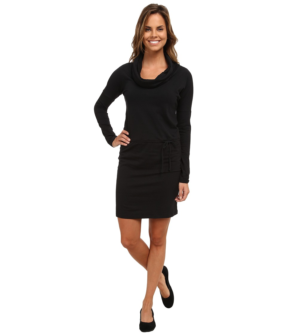 FIG Clothing - Fay Dress (Black) Women's Dress