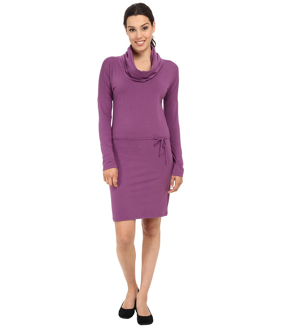 FIG Clothing - Fay Dress (Prune) Women's Dress