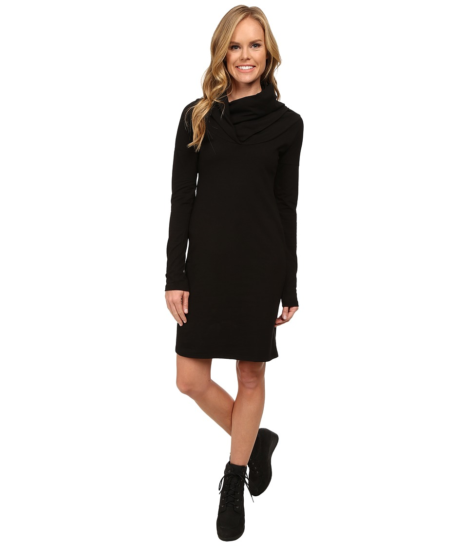 FIG Clothing - Pix Dress (Black) Women's Dress