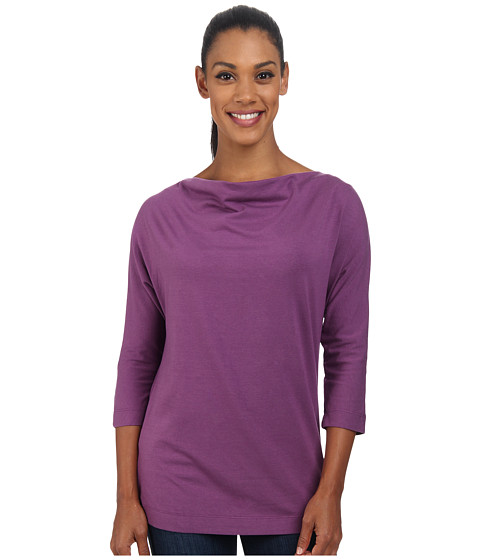 FIG Clothing - Ros Top (Prune) Women's Clothing
