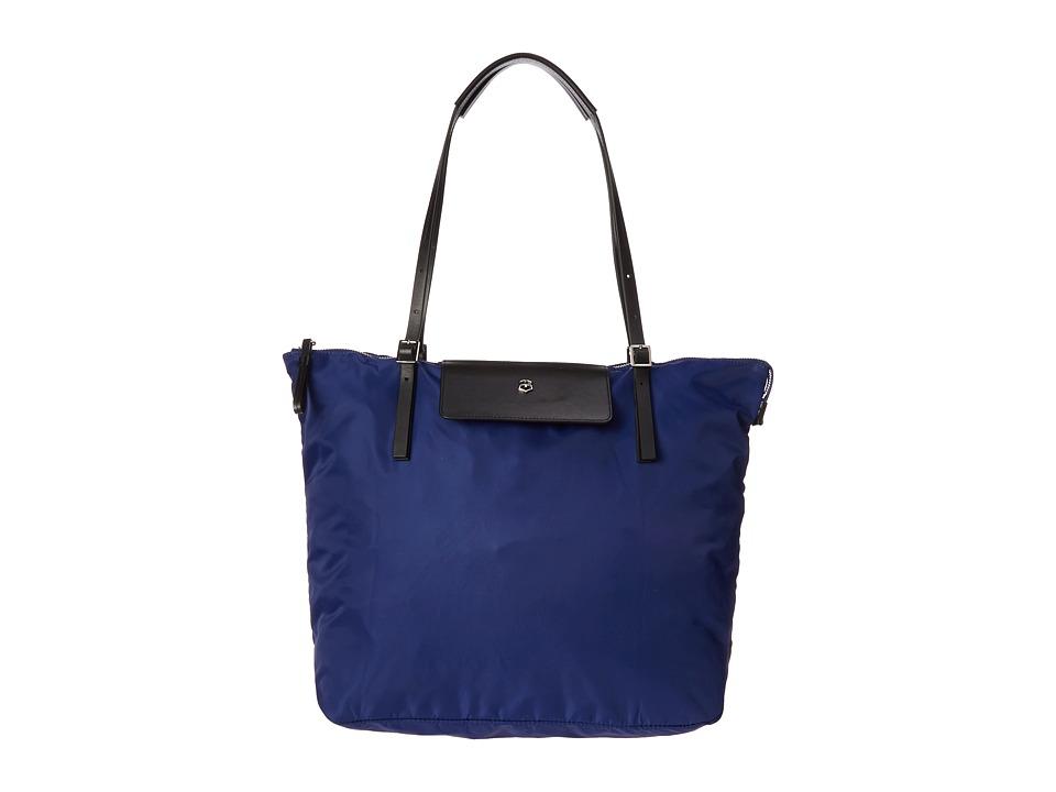 Victorinox - Victoria - Grace Foldable Tote (Blue) Tote Handbags
