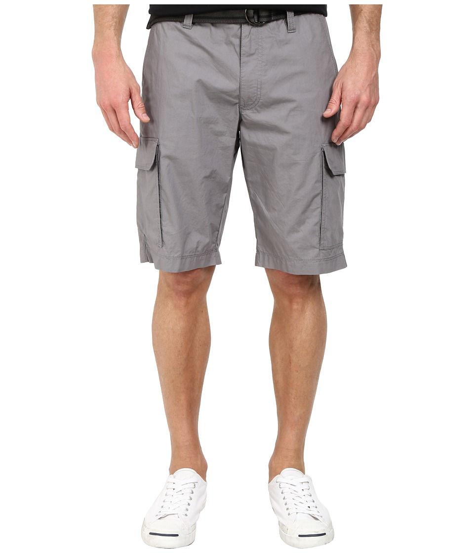 Kenneth Cole Sportswear - Cargo Shorts (Dim Grey) Men's Shorts