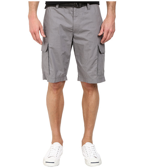 Kenneth Cole Sportswear - Cargo Shorts (Dim Grey) Men's Shorts