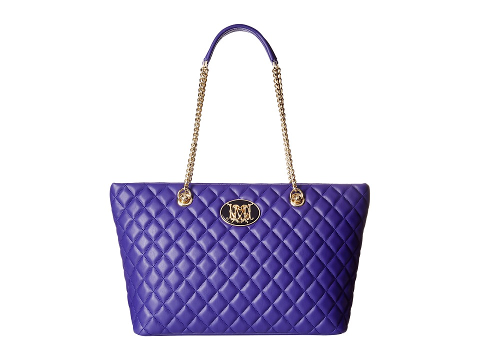 LOVE Moschino - JC4223PP0KKH0 (Purple) Tote Handbags