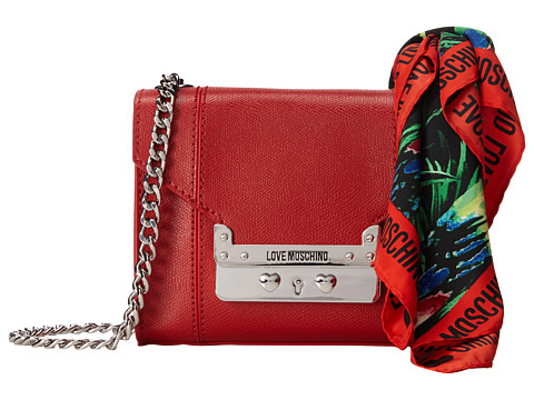 LOVE Moschino - JC4233PP0KKJ0 (Red) Handbags