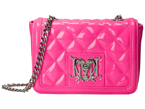 LOVE Moschino - JC4225PP0KKI0 (Pink) Cross Body Handbags