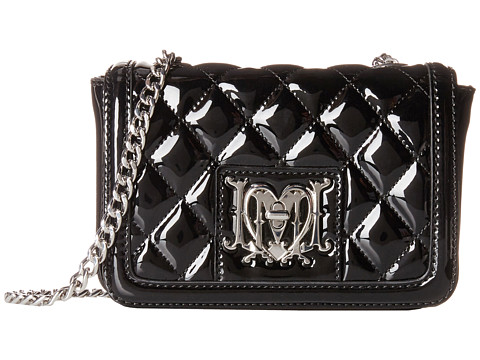 LOVE Moschino - JC4225PP0KKI0 (Black) Cross Body Handbags