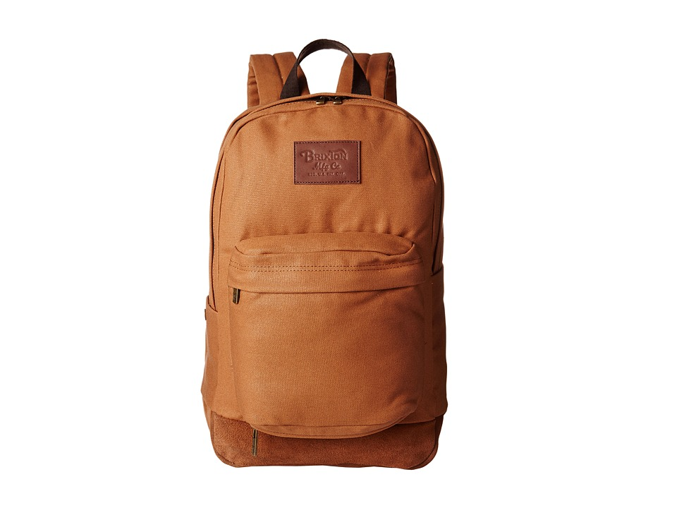 Brixton - Basin Backpack (Copper) Backpack Bags