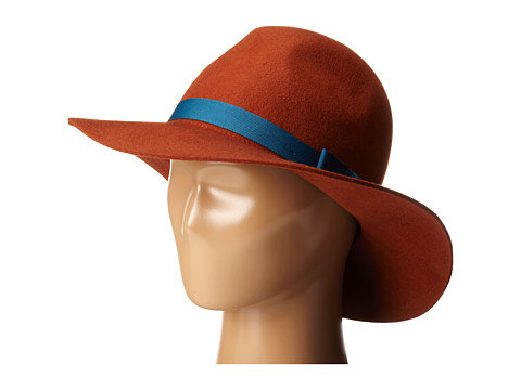 Brixton - Dalila Hat (Coral) Traditional Hats