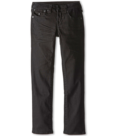 True Religion Kids - Geno Single End Classic in Super Fly (Black) (Big Kids) (Super Fly (Black)) Boy's Jeans