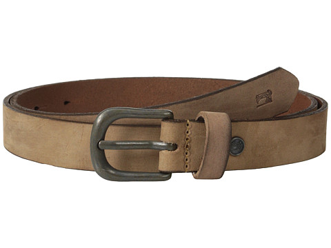 Scotch & Soda - Suede Belt (Brown) Men's Belts