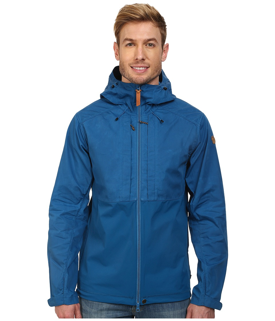 Fj llr ven - Abisko Lite Jacket (Lake Blue) Men's Coat