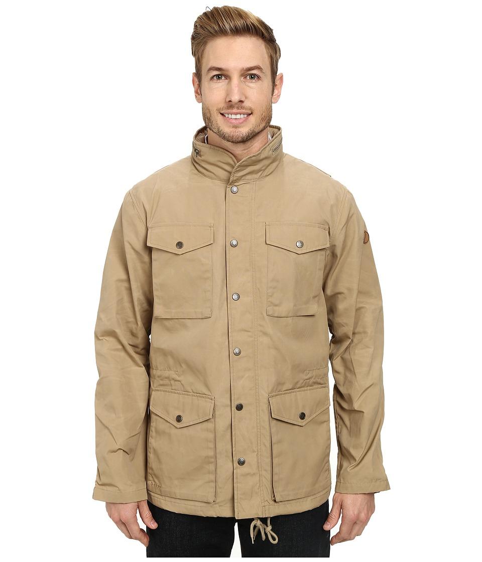 Fj llr ven - Raven Jacket (Sand) Men's Coat