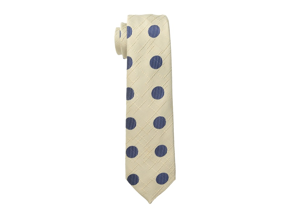 Scotch & Soda - Summer Tie (Off White/Blue) Ties