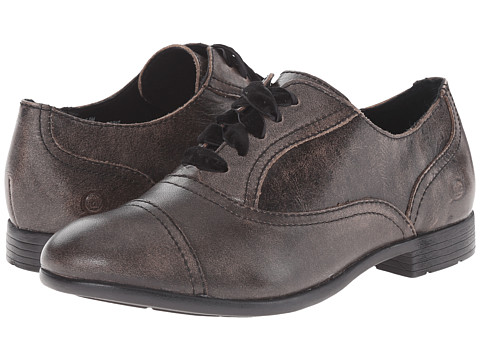 Born - Netties (Taupe Burnished Full Grain Leather) Women