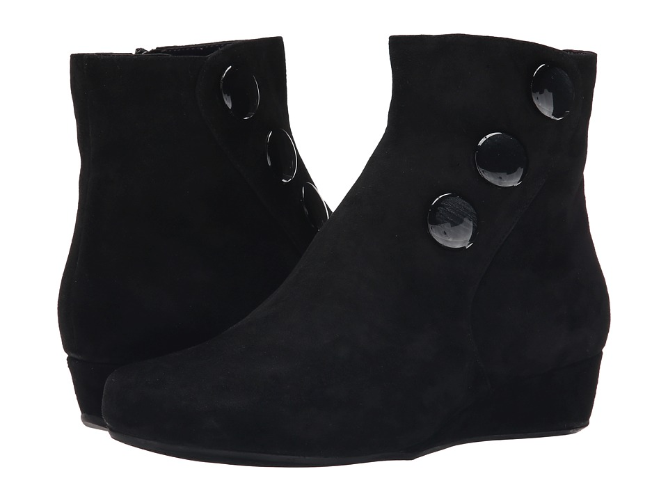 Vaneli Moony (Black Suede) Women