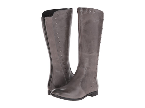 Born - Larsen (Elephant/Grey Full Grain Leather) Women