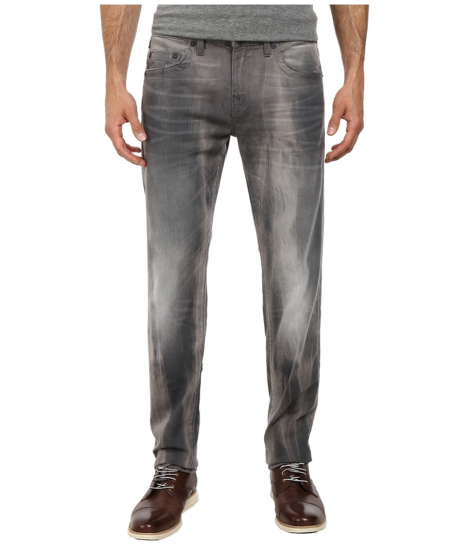 True Religion - Geno Grey Denim in Rough Terrain (Rough Terrain) Men's Jeans