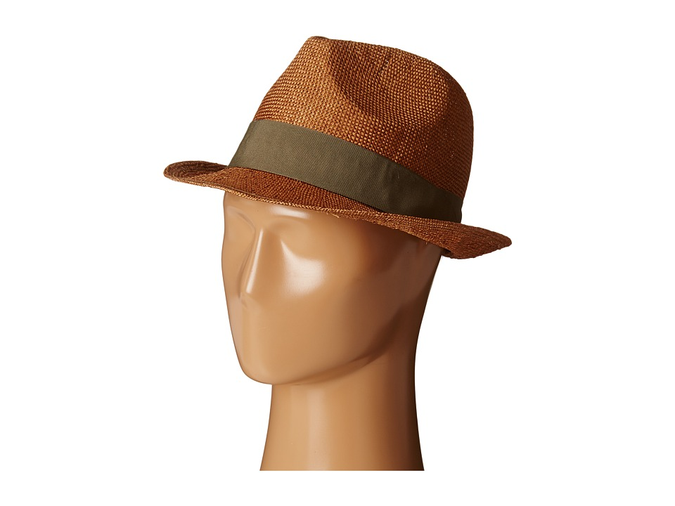 Scotch & Soda - Aloha Straw Hat (Sand) Caps
