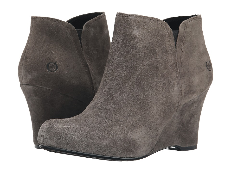 Born Faylan Crown Collection (Grey Suede) Women