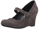 Born Jordana (Grey Suede)