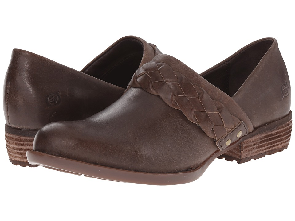 Born Hensley (Safari/Taupe Full Grain Leather) Women