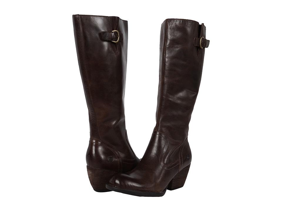 Born Freeda (Espresso/Dark Brown Full Grain Leather) Women