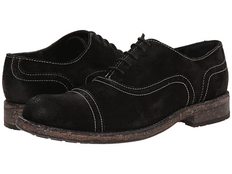 Messico - Guatavo (Black Vintage Suede) Men